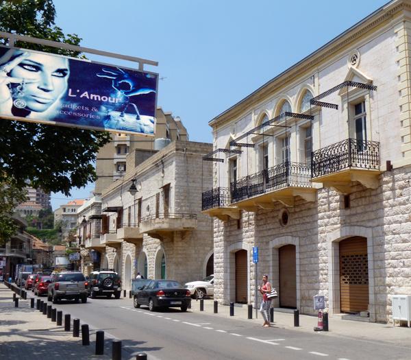 Le souvenir des trains libanais resurgit l a rogare for Maison prefabriquee liban