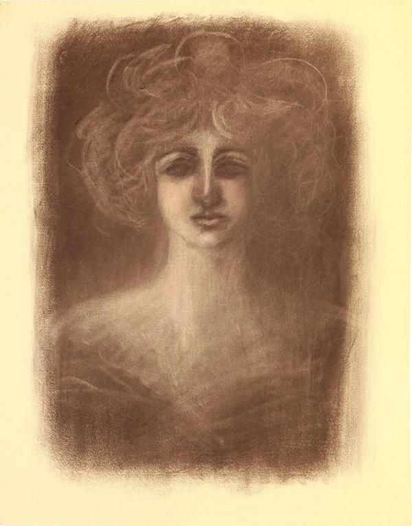 Portrait d\'une inconnue, New York
