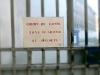 L\'entrée du chemin de ronde. Prison de la Santé. Photo: Les Soirées de Paris