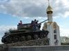 Aspect de Tiraspol, capitale de la Transnistrie. Photo: Agathe Bonnet
