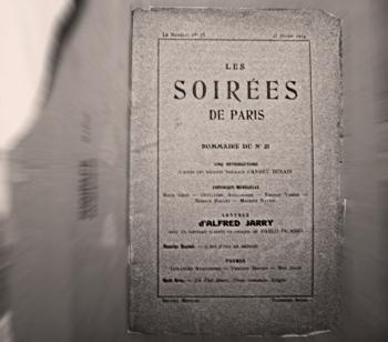 Numéro des Soirées de Paris. Photo et collection: Philippe Bonnet