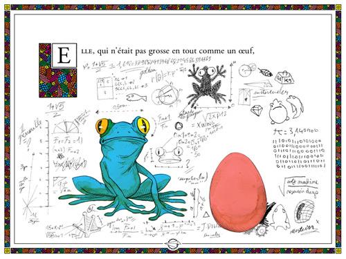 La grenouille et le boeuf en po sies industrielles les - Image la grenouille et le boeuf ...