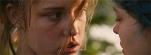 La vie d'Adèle. Image extraite de la bande-annonce