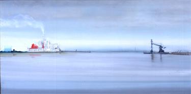 Oeuvre de Jock McFayden. Source: Museum of London Docklands