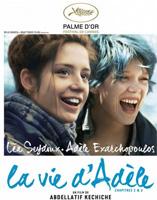 La vie d'Adèle, l'affiche du film