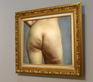 Etude de fesses. Félix Vallotton. Photo: PHB