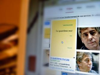 """""""Le quatrième mur"""" sur le """"mur"""" d'images Google. Photo: PHB"""