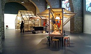 Vue de l'exposition. Photo: Lottie Brickert