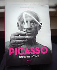 Picasso portrait intime. Photo: Les Soirées de Paris