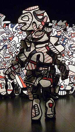 Extrait de Coucou Bazar au Musée des arts décoratifs. Photo: Les Soirées de Paris