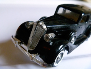 Automobile Packard. Photo: Philippe Bonnet