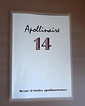 Apollinaire numéro 14. Photo: Les Soirées de Paris