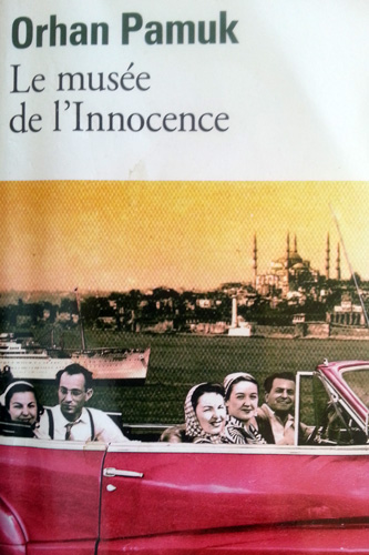 Le musée de l'innocence de Orhan Pamuk. Photo: Catherine Boccaccio