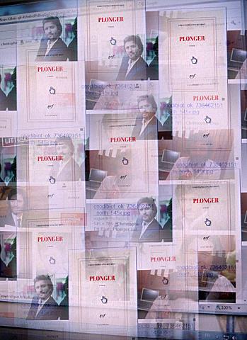 """""""Plonger"""", sur le mur d'images Google. Photo: Les Soirées de Paris"""