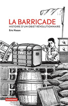 La barricade. Couverture du livre