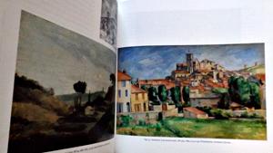 Extrait du livre de Jean Colrat sur Cézanne. Photo: Les Soirées de Paris