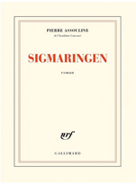 Couverture de Sigmarigen. Source Gallimard