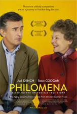 Philomena, l'affiche du film
