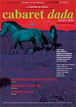 L('affiche du spectacle Cabaret Dada