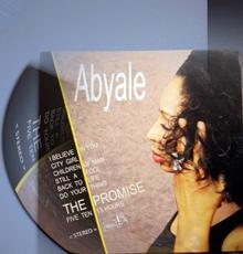Dernier album d'Abyale. Photo (stylisée): PHB