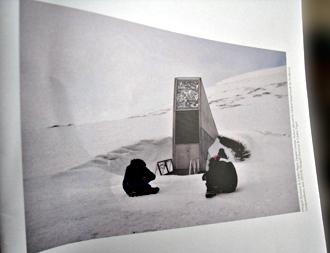 """Image emblématique de l'exposition à venir: """"Devenir graine"""". Photo: LSDP"""
