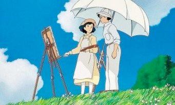 "Image extraite du ""Vent se lève"", le dernier film de Hayao Miyazaki"