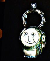Image du film projeté sur Picasso et la céramique au musée de la Céramique. Photo: PHB
