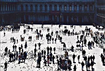 Place Saint-Marc. Photo: Guillemette de Fos
