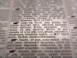 Numéro d'un Chasseur Français daté décembre 1929. Photo: LSDP