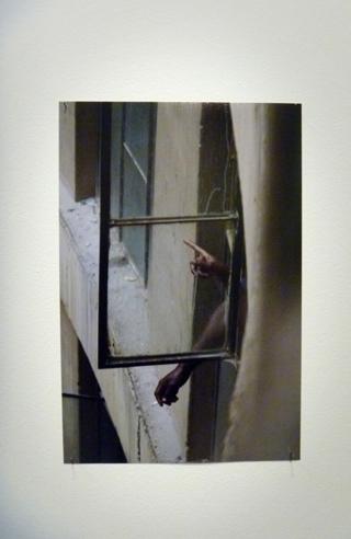 """Aspect de l'exposition """"Ponte City"""" au BAL. Photo: Les Soirées de Paris"""
