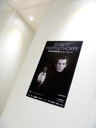 Mapplethorpe au Grand Palais. Photo: Les Soirées de Paris