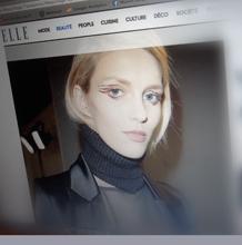 Photo prise sur le site de Elle.fr. (Les Soirées de Paris)