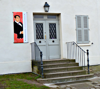 Le Musée de Montmartre. Photo: LSDP