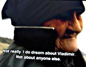 """Photo issue du documentaire """"La maman de Poutine"""""""