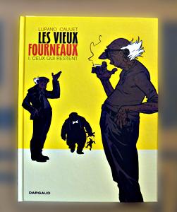 Les Vieux fourneaux. (Dargaud). Photo: Les Soirées de Paris