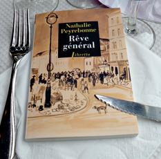 Rêve général de Nathalie Peyrebonne. Photo: Les Soirées de Paris