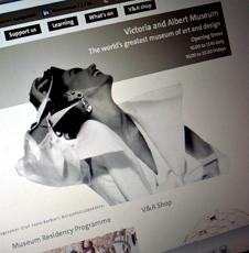 La mode italienne sur le site du Victoria & Alber Museum