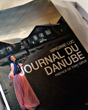 Le journal du Danube. Virginie Luc. Editions de l'âge d'homme. Collection rue Férou. Photo: LSDP