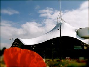2013. A proximité de Metz-Pompidou. Photo: LSDP