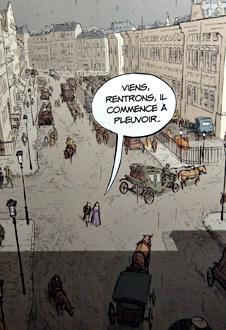 """Image extraite de """"La Banque"""". Photo: LSDP"""