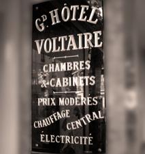 L'hôtel où vécurent Picasso et Max Jacob. Photo: Les Soirées de Paris