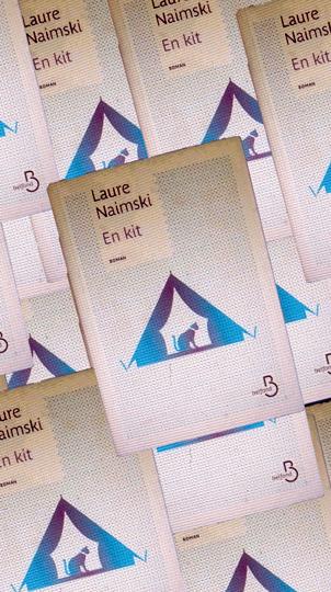En kit, de Laure Naimski. Belfond. Photomontage: Les Soirées de Paris