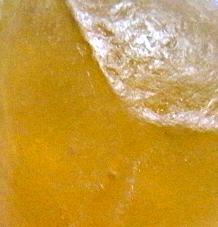 Détail d'un sucre d'orge de Moret-sur-Loing. Photo: Les Soirées de Paris