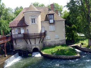 Le musée de Moret-sur-Loing. Entrée 2 euros, 1 euro pour les enfants. Photo: Les Soirées de Paris