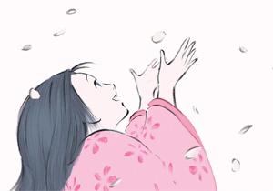 "Image extraite du ""Conte de la princesse Kaguya"""