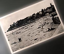 Carte postale de Dinard. Source image: Les Soirées de Paris