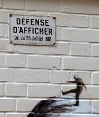 Rue Haxo. Photo: Les Soirées de Paris