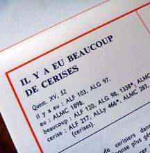 L'atlas des langues régionales. Photo: Les Soirées de Paris
