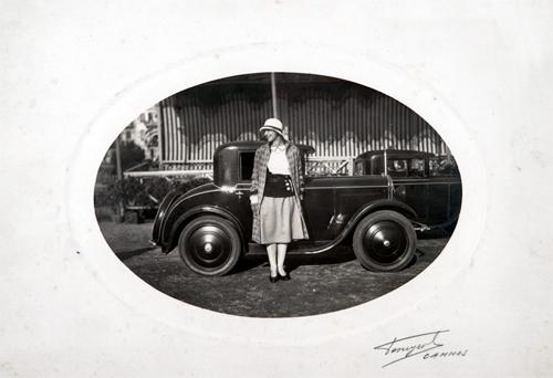 Photo de Lou en vente chez Sotheby's le 7 octobre. Source; Catalogue Sotheby's