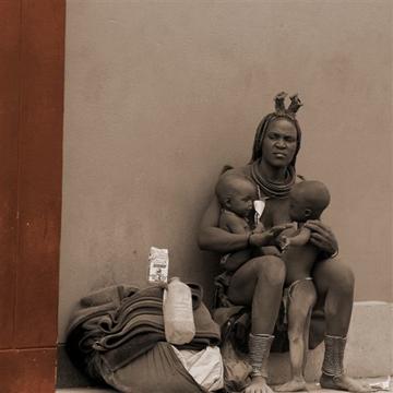Aspect de la Namibie. ©Corinne_Begou